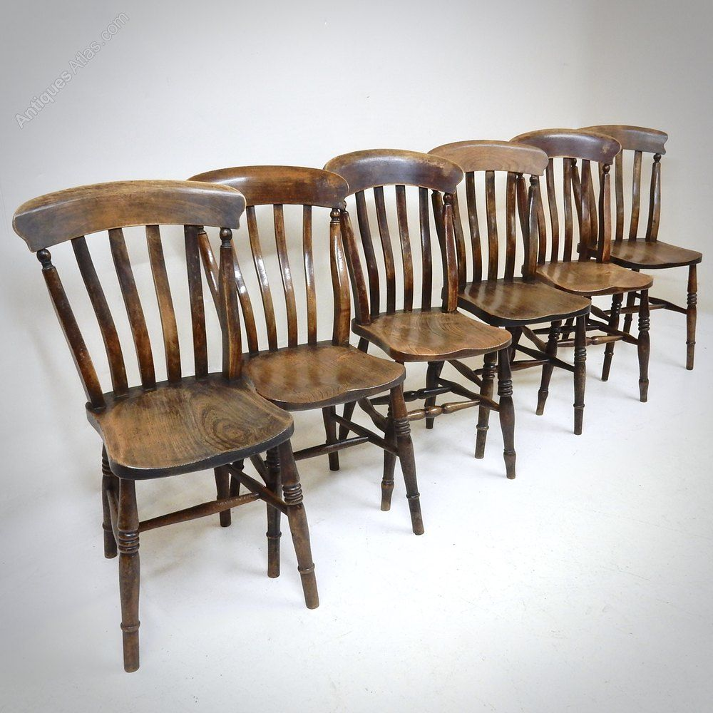 Country Kitchen Chairs 6 Country Kitchen Chairs Antique Country Chairs Pinterest