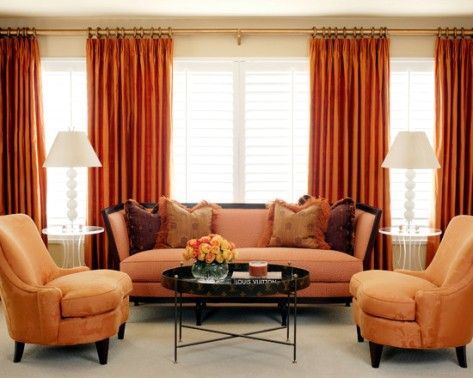 17 Best Images About Family Room Curtains On Pinterest | Window