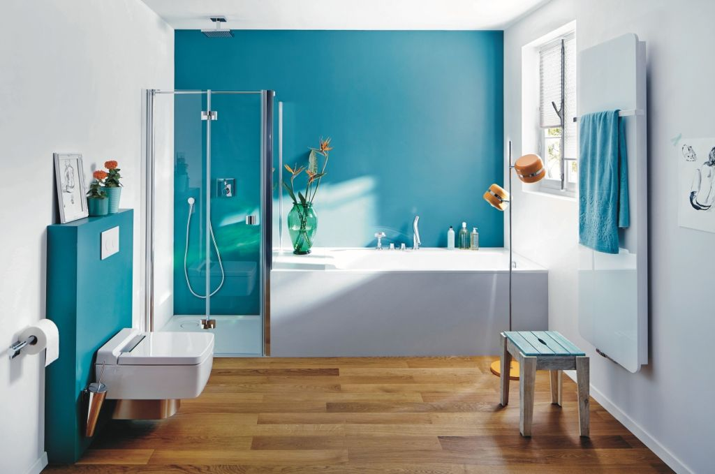 badezimmer farbe blau badezimmer pinterest badezimmer bad und baden. Black Bedroom Furniture Sets. Home Design Ideas