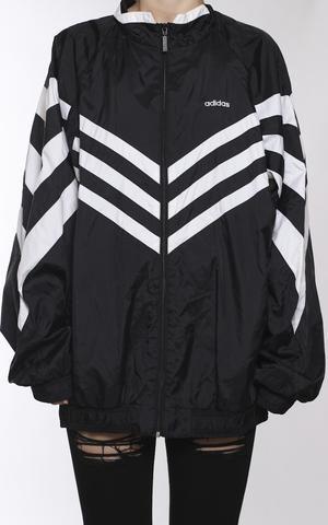 Vintage Adidas Windbreaker Jacket | Ropa de adidas, Ropa ...