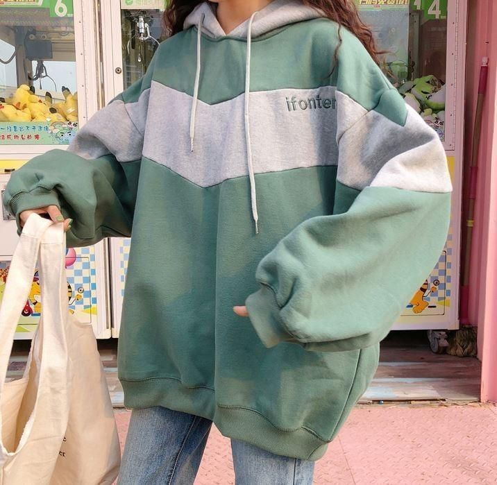 Good Ideas In 2020 Retro Outfits Hoodie Outfit Korean Fashion