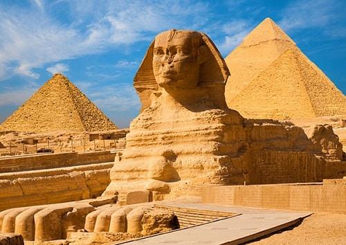 Piramides De Egipto Simbolismo Y Funcion De Estos Monumentos Piramides De Egipto Egipto Viajar A Egipto