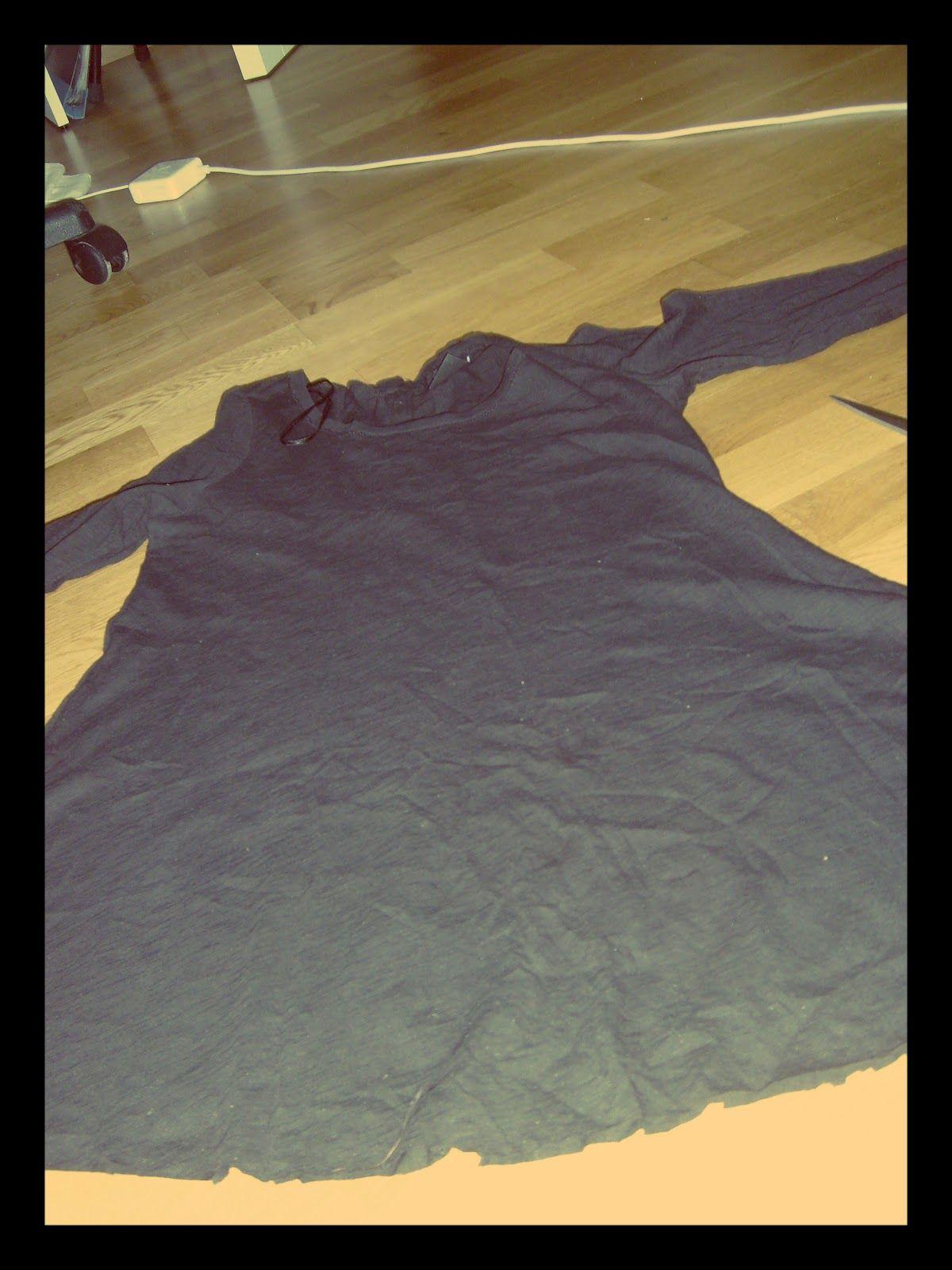 I'll Sew It: Refashioned Tunic