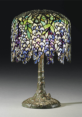 A pony wisteria table lamp circa 1910 tiffany pinterest wisteria tiffany studios pony wisteria table lamp circa leaded glass and patinated bronze high x diameter base stamped tiffany studios new york aloadofball Image collections