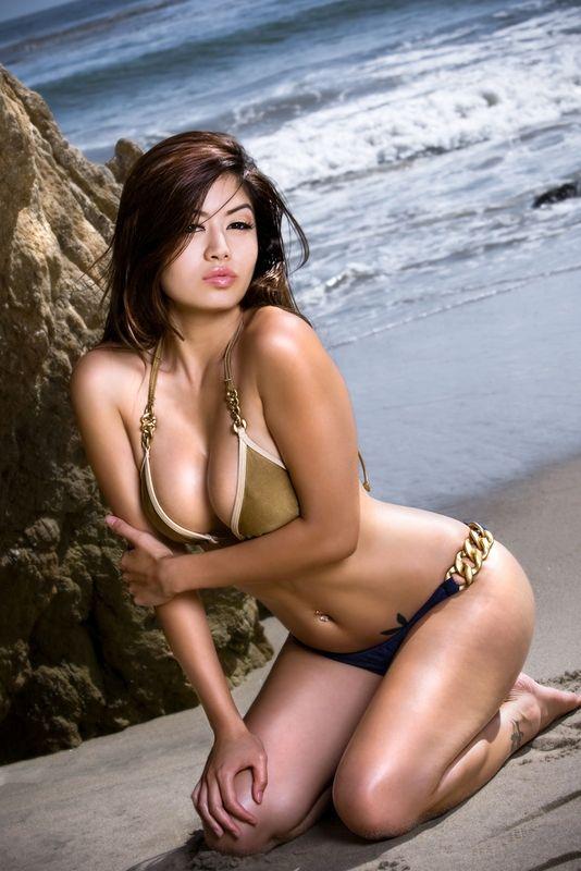 Japanese super tiny bikini