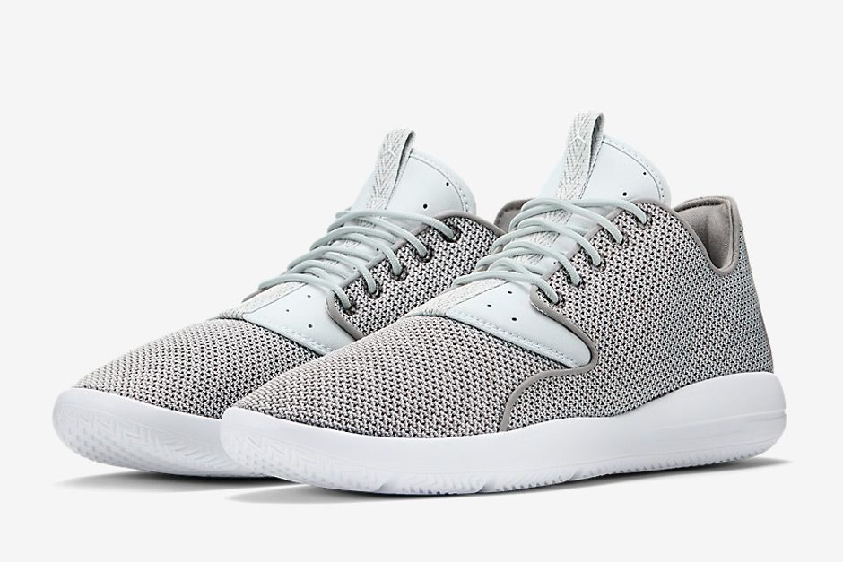 quality design 19a1d e7cda ... Christmas Season Jordan Eclipse Chukka The Jordan Eclipse Dust White  Grey Mist is the latest lifestyle model from Jordan Brand with Nike ...