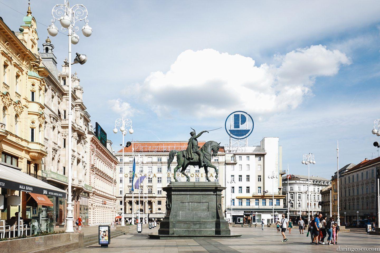 Wayfaring With Coco Zagreb Zagreb Street View Walking Tour