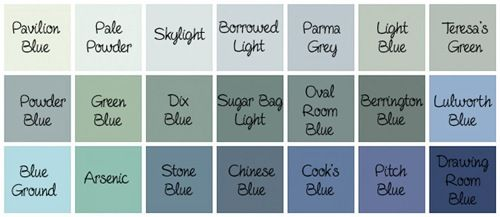 Best Farrow And Ball Blues I Blue Fox I Bedroom Paint 400 x 300