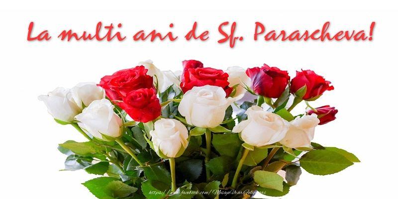 La multi ani de Sf. Parascheva!   Cartolina di compleanno, Buon compleanno,  Compleanno