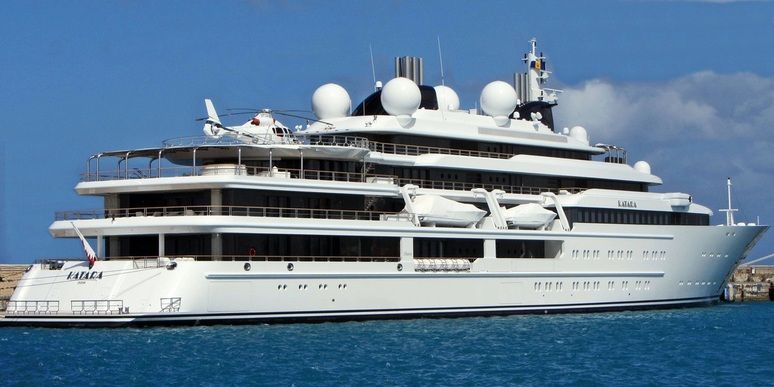 Yacht Crew Luxembourg: Largest Megayachts - YACHT CREW LUXEMBOURG