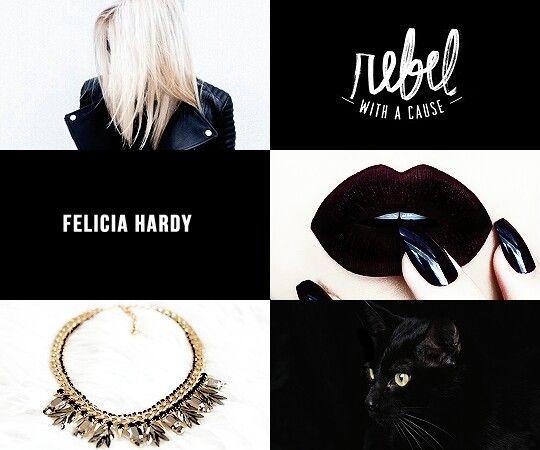 Felicia Hardy aesthetic