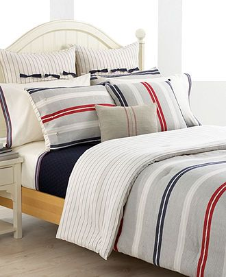 Tommy Hilfiger Bedding, Newport Bay Collection - Bedding Collections - Bed & Bath - Macy's