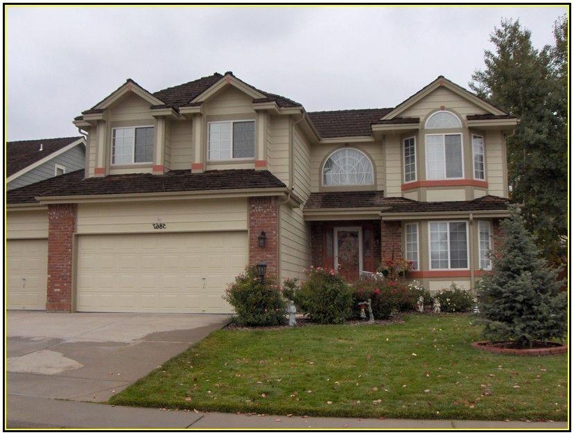 Superior Red Brick Home Exterior Design Part - 6: Red Brick Home Exterior Color Schemes - Home Design .
