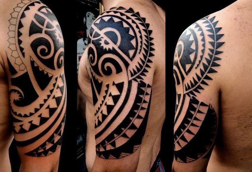 Significado da Tatuagem Maori Maori tattoos Maori and Tattoo
