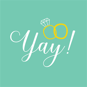 Yay Engagement Congratulations Card Free Greetings Island Wedding Congratulations Card Engagement Quotes Congratulations Wedding Congratulations Quotes