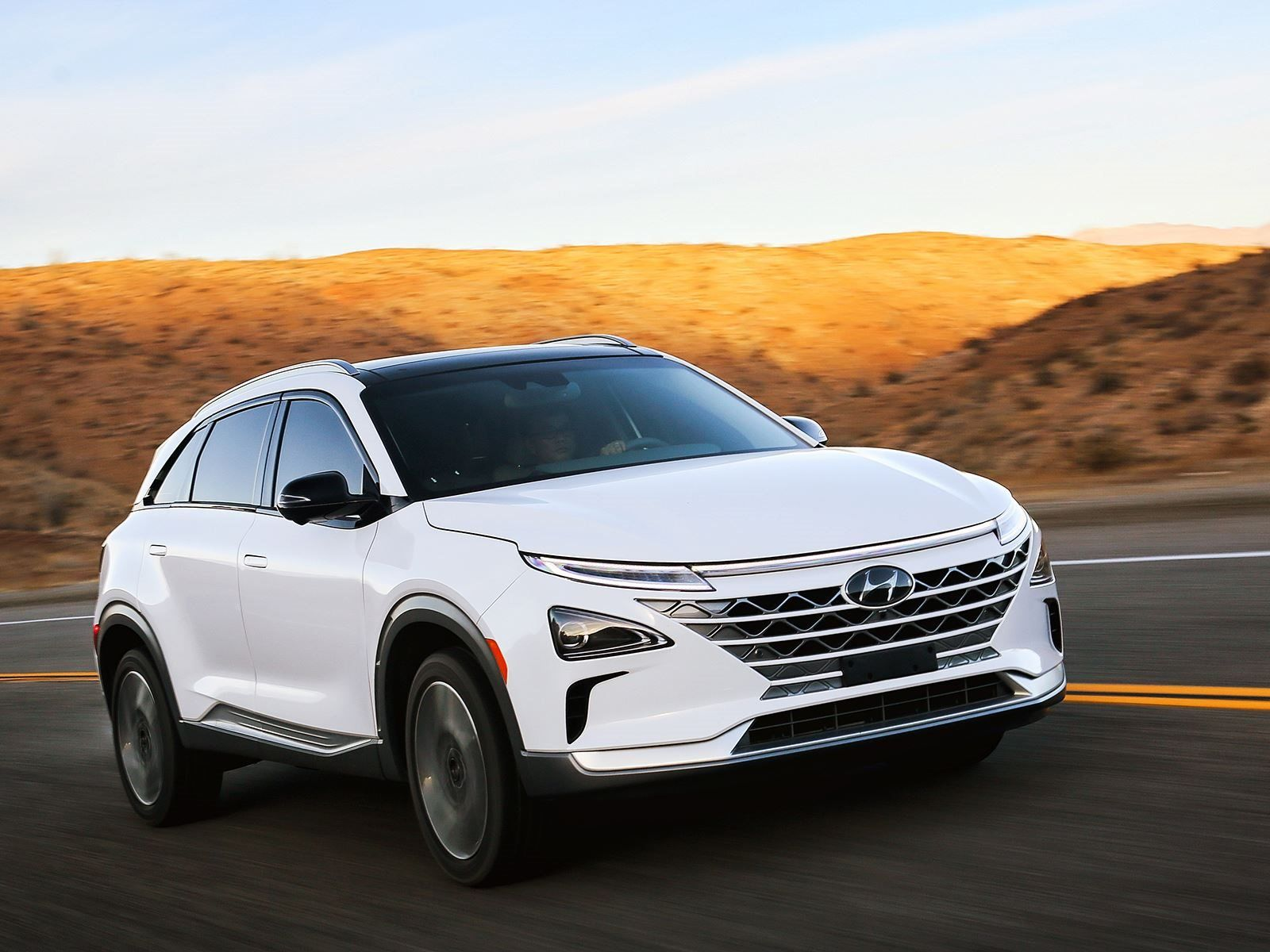 Hyundai Nexo Fuel Cell SUV Revealed With TeslaBeating