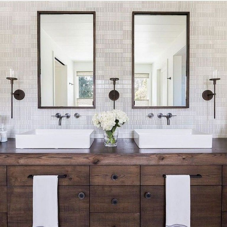 58+ Beautiful Master Bathroom Remodel Ideas Bathroom Pinterest