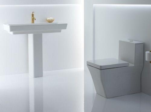 images stone sinks bathroom cast com pedestal sink best contemporary on pinterest revello modern theinteriorgallery interiorgallery