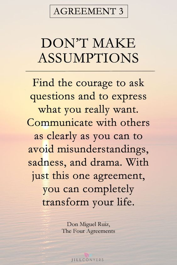 Inspiring Quotes From The Four Agreements  Have You Read The
