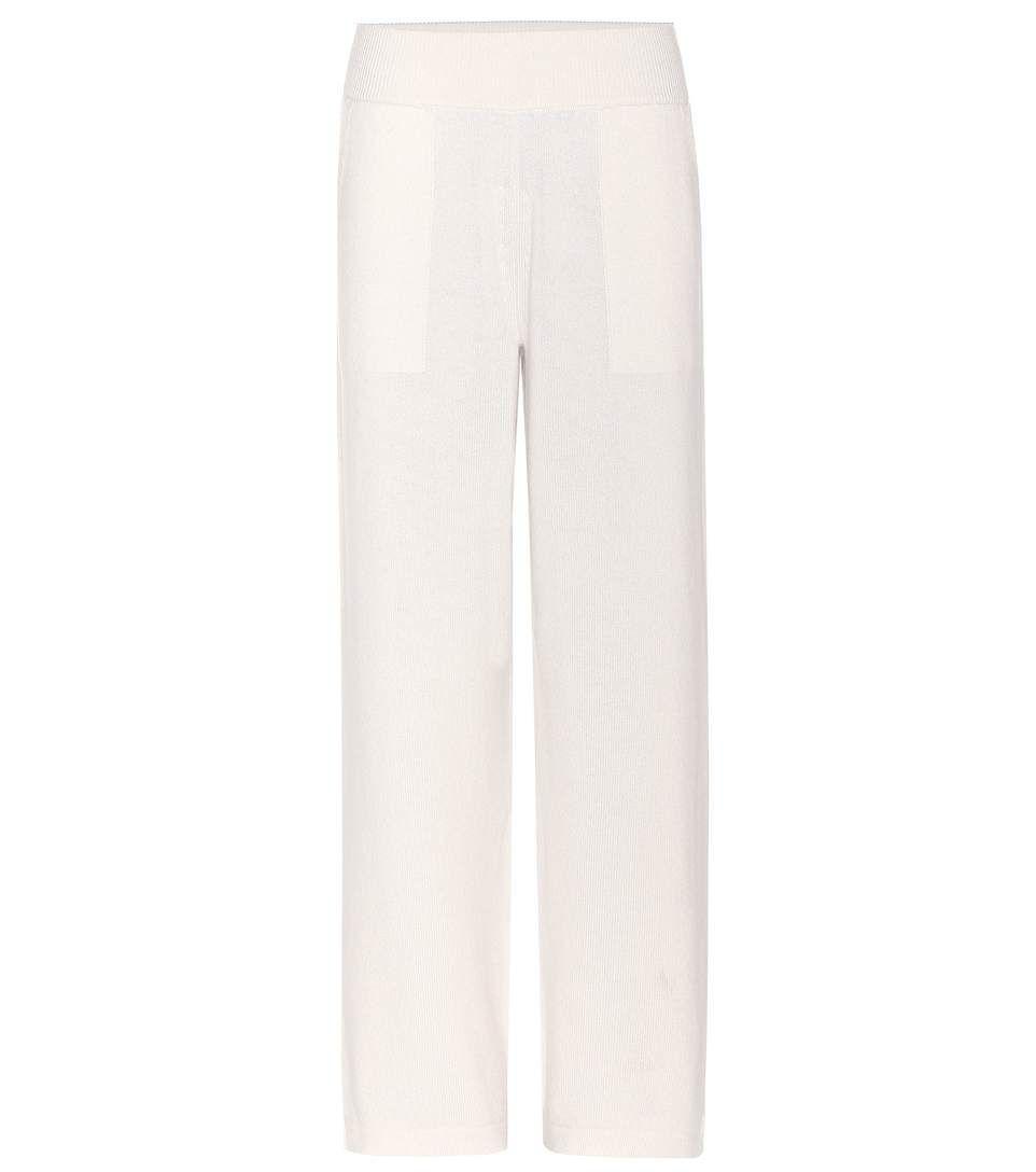 Barrie - Cashmere trousers | mytheresa.com