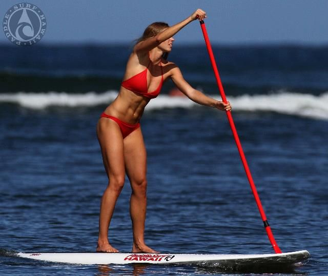 Cronulla Standup Paddleboard Shop School Ladies Course Standup Paddle Paddle Surfing Keep Fit