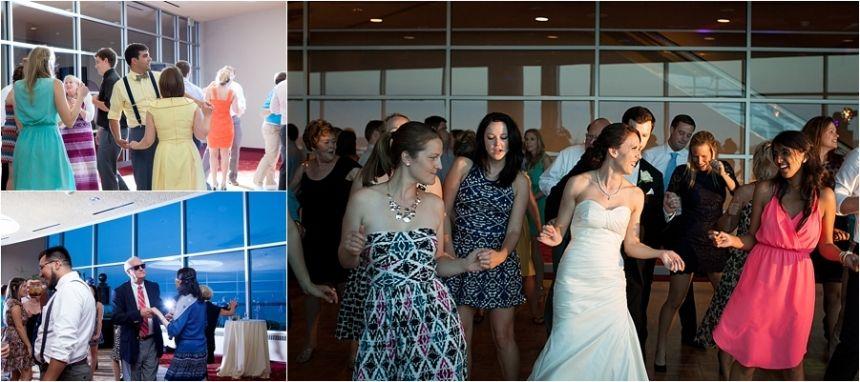awesome wedding reception