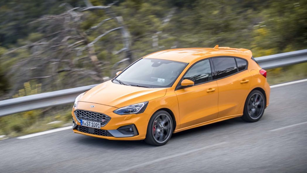 2020 Ford Focus St First Drive Review Ford Focus Ford Focus St First Drive