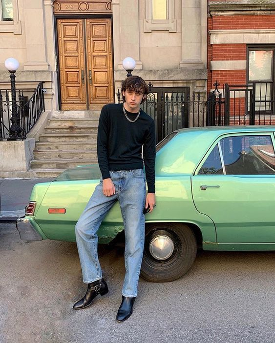 Mens Grunge Streetwear fashion trends 2020, curated by Alejandro Jomar