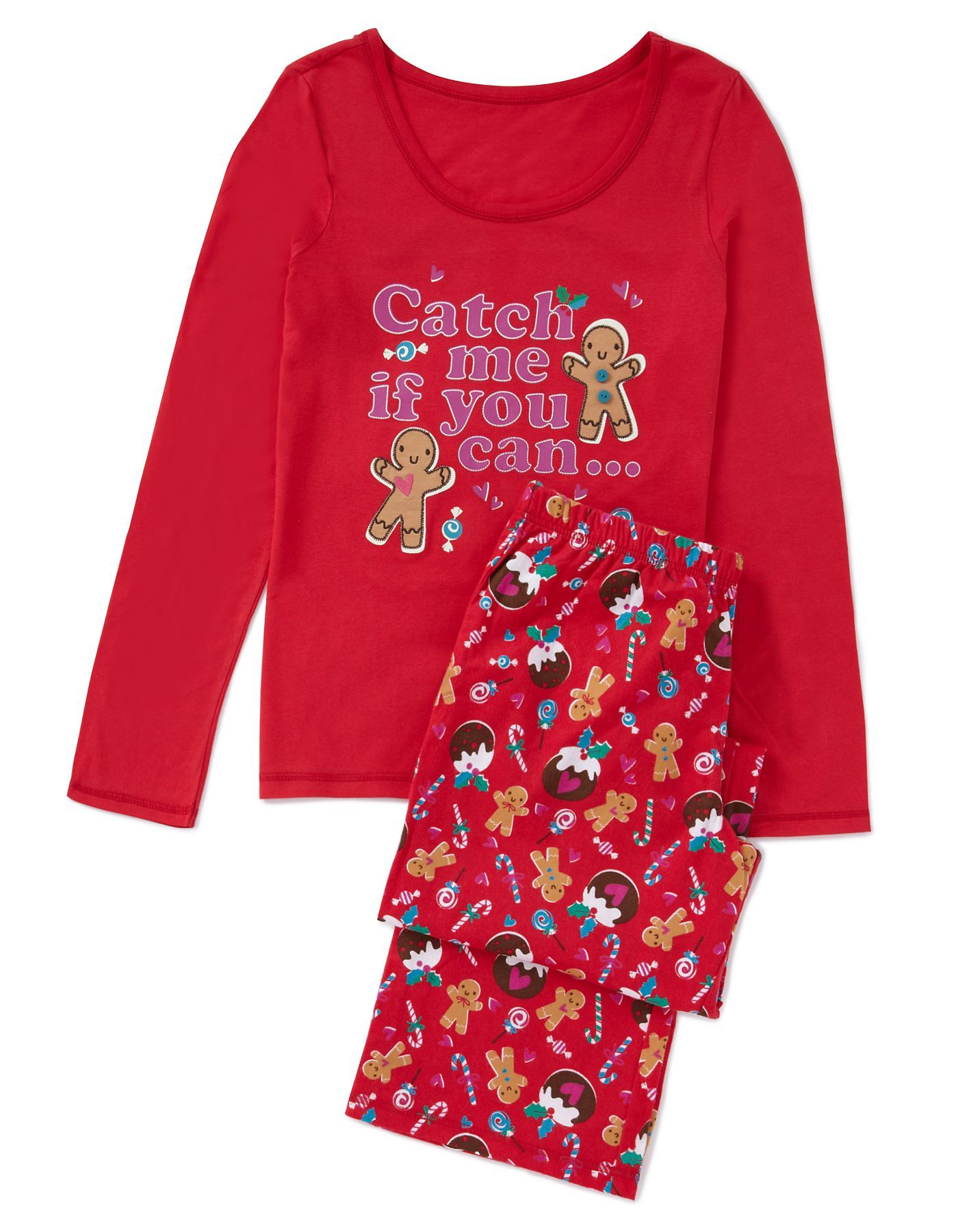 Gingerbread Pyjama Set Women George At Asda It S A Little Bit