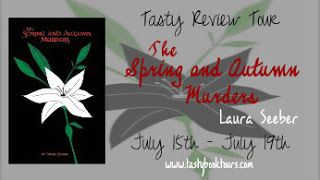 » Blog Tour Review: The Spring & Autumn Murders – Laura Seeber {Once Upon A Book}