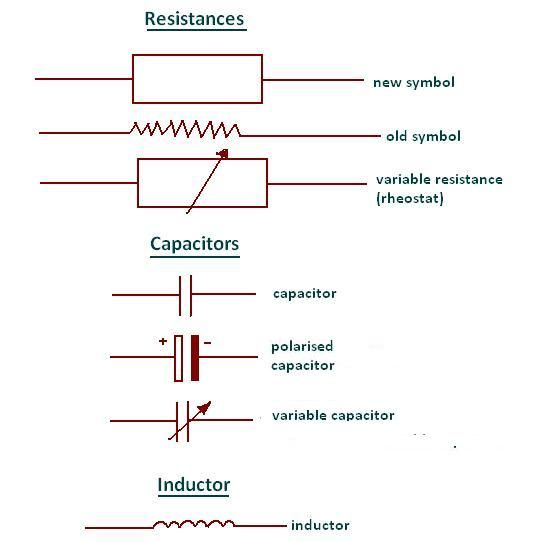 basic electronic components elprocus electrical. Black Bedroom Furniture Sets. Home Design Ideas