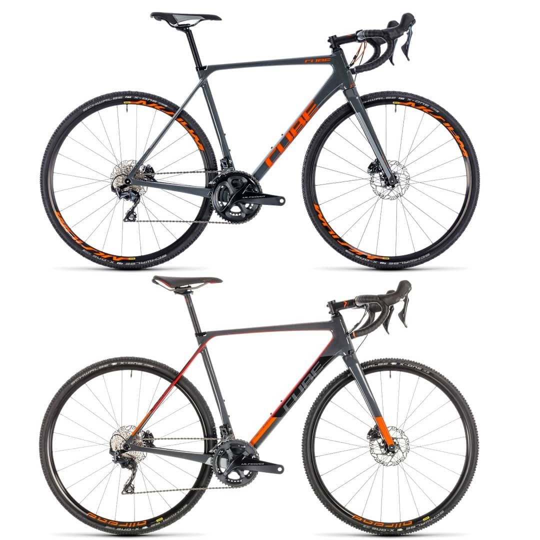 Cube Cross Race C 62 Pro 2018 Vs 2019 Each Time A New Model Comes Out We Re Always Eager To Find Out What The Differences Are In Racing Bike Bicycle