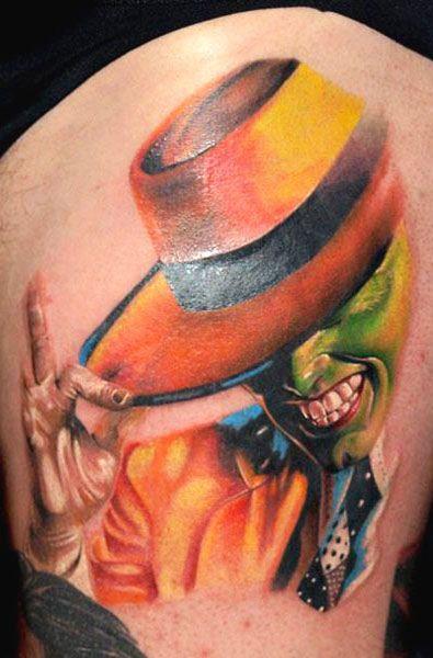Pin On Full Colour Tattoos