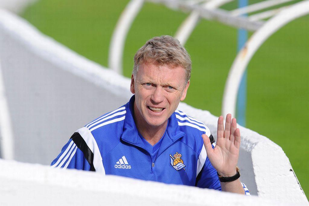 David Moyes Real Sociedad sack former Man Utd manager