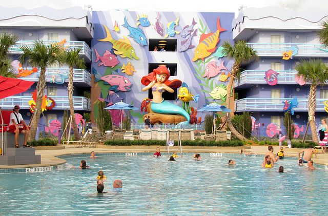 What Time Does Art Of Animation Pool Open