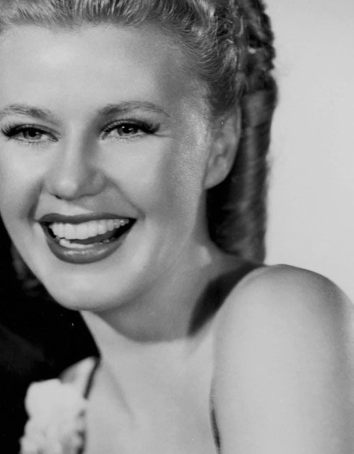Ginger Rogers in Bachelor Mother, 1939