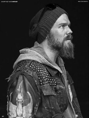 Opie. Ugh I love him. Sons of Anarchy