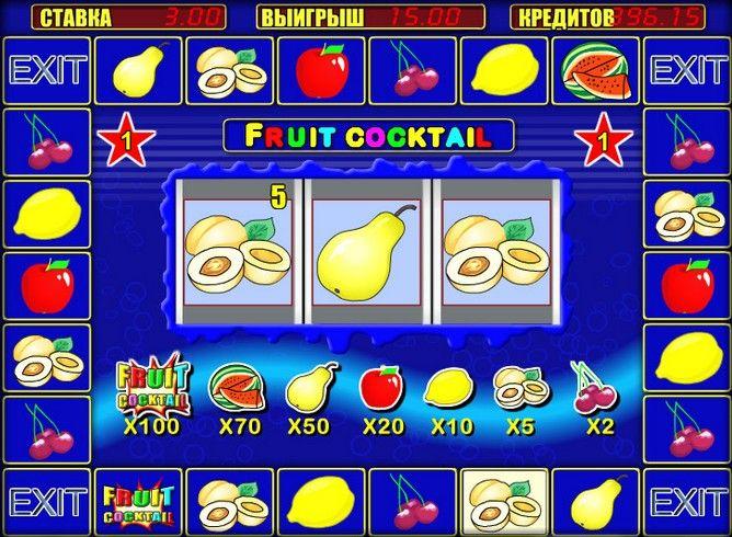 игровые автоматы crezi fruit