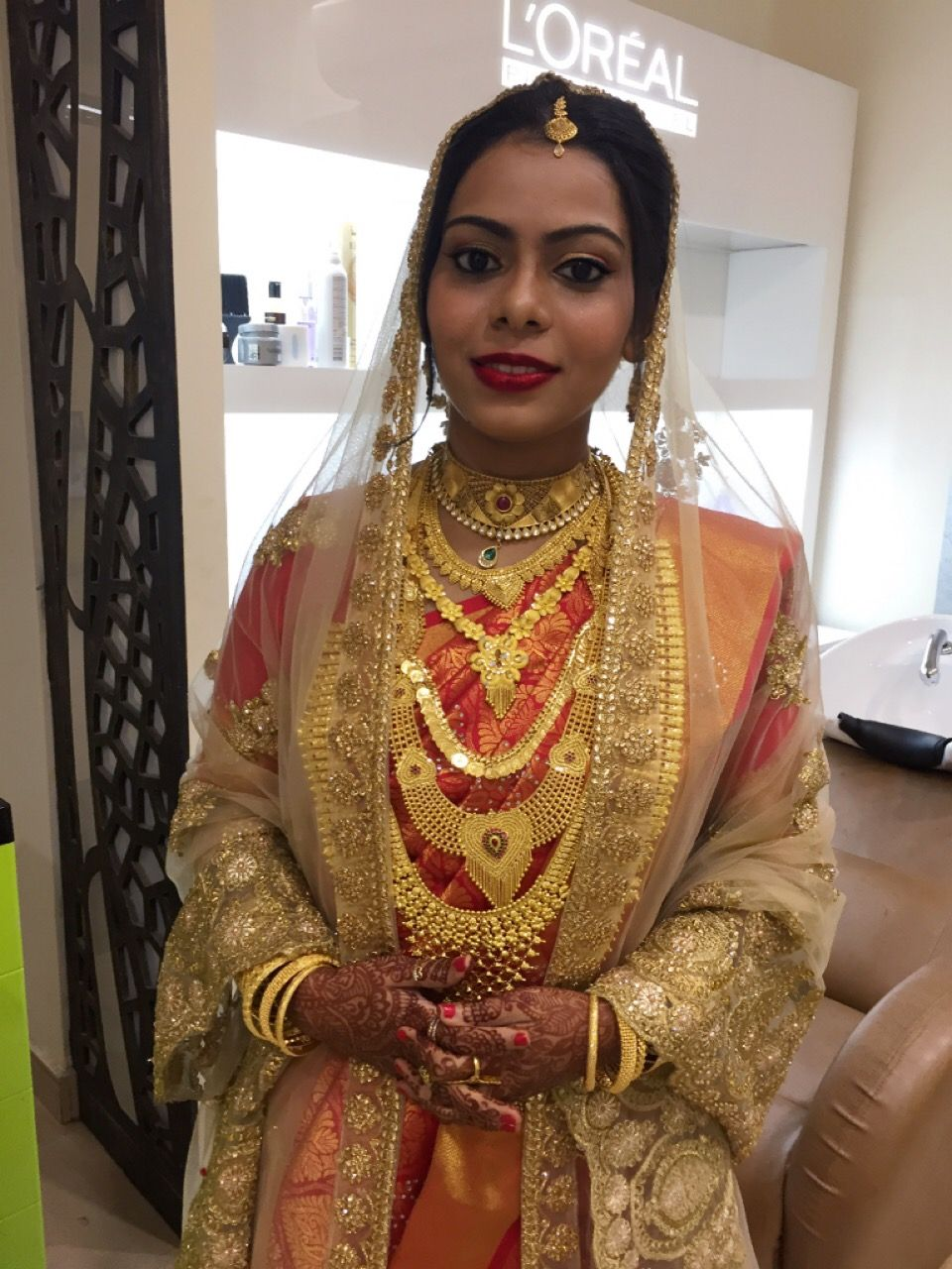 7d0a051f03 Muslim Bride Wedding Dress In Kerala – DACC