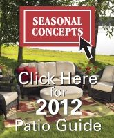Click Through For The 2012 Seasonal Concepts Patio Furniture Guide At HOM  Furniture