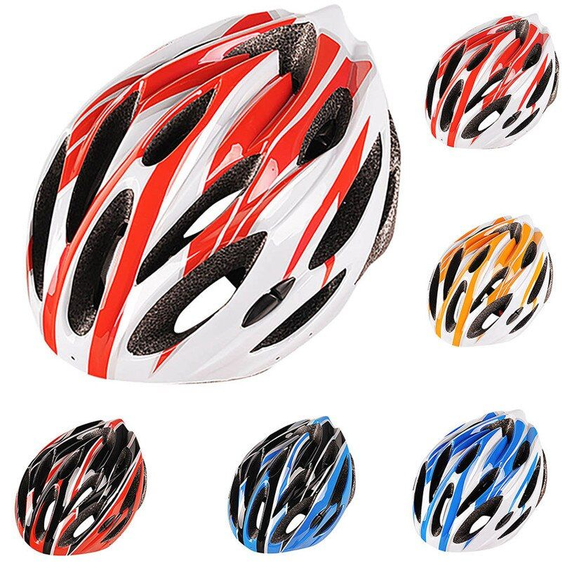Carbon Bike Cycling Skate Helmet Mountain Bike Helmet Breathable