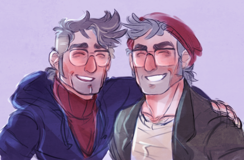 Stan and Ford. I love this guys.
