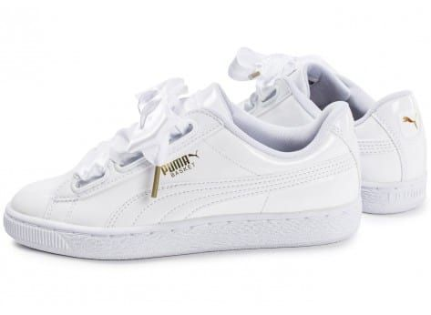 puma blanche femme noeuf