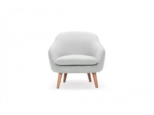 Flynn Chair Sunday Light Grey Oak Legs Stole Laenestole