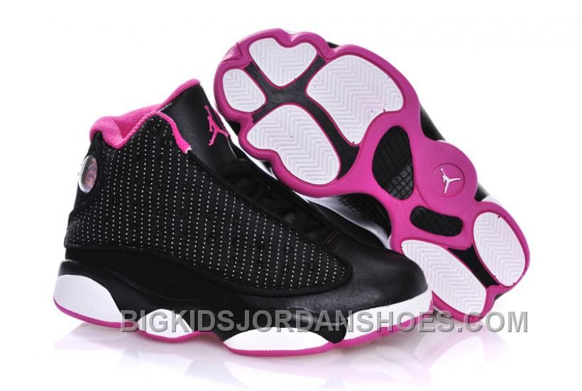 2ac55f0fc5f6 Air Jordan 13 Black Pink - Our online store carries wide selections of cheap  jordans for sale that you can easily browse to make knowledgeable choice.