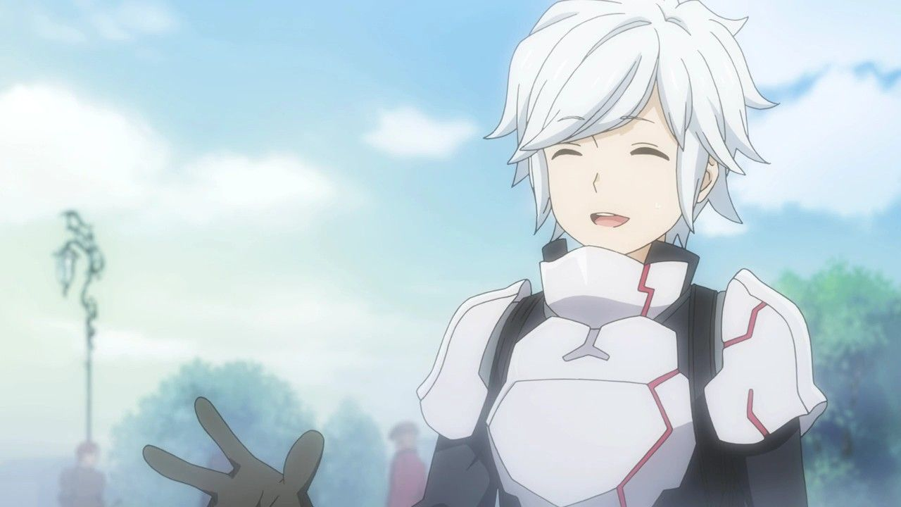 Episode 5 Grimoire | Magic Book #Danmachi #Crunchyroll
