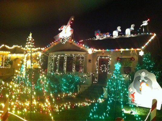 Christmas Lights Bay Area Merry & Bright The Best Holiday Light Displays In The Bay  San