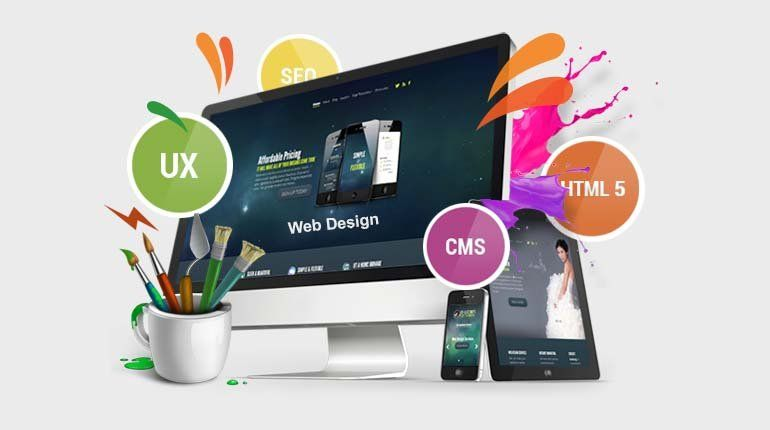 Before Jump Into The World Of Designing It Is Essential To Know What Web Designing Is All About Only Web Design Services Web Design Company Web Design