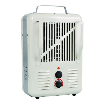 Soleil 1500 Watt Forced Air Electric Portable Heater Lh 875a At The Home Depot Portable Heater Heater Home Depot