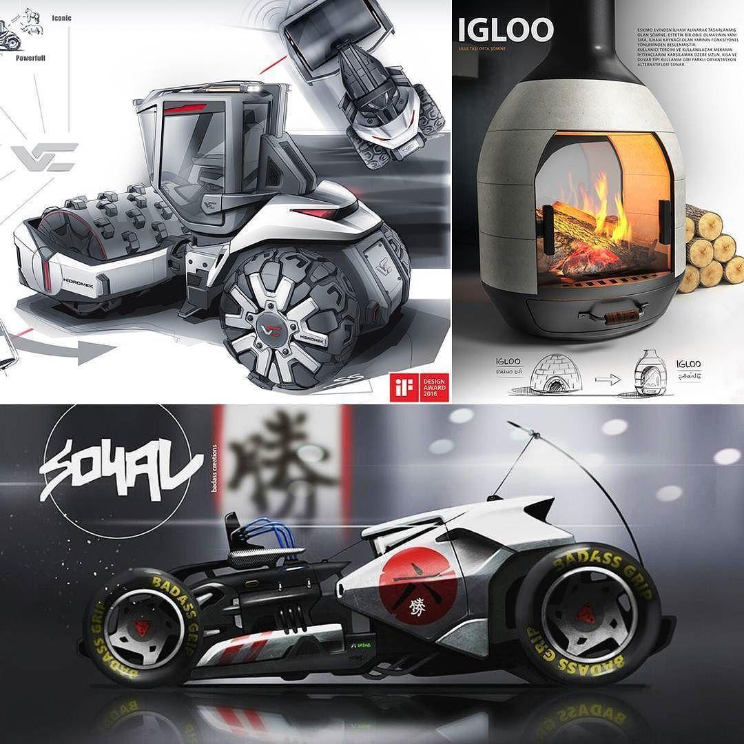 Concept Cars, Construction